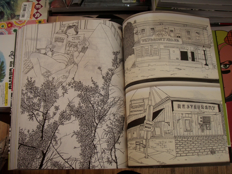 Comics Sketchbooks img2